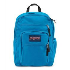 JanSport Classic BIG STUDENT® School BACKPACK - BLUE CREST-JS00TDN701F