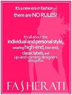 #Fasherati #Fashion #Quotes #FashionMagazine #FashionQuote #FasheratiBytes #FashionBytes