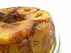 Bolo de Ananás (2) Portuguese Desserts, Portuguese Recipes, Pineapple Cake, Yummy Cakes, No Bake Cake, Baked Potato, Sweet Recipes, Catering, Deserts