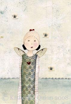 FOR Michele Evans A PRINT by Katherine Quinn par sleepandhersisters