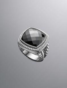 Albion Ring, Hematite, 17mm