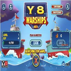 Get ready to sail to the oceans with your warship 🚢🚢🚢 Control your boat to be able to go in attack on opponents and defense from their attacks. ⚓️⚓️⚓️ Have fun playing this addiction friv game! Tags: #War #Action #Mutiplayer #Friv