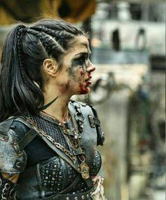 Viking women #VikingWomenHairstyles