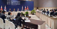 Coreia, China e Japão promoverão Olimpíada Cultural