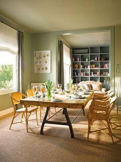 #Renovation flat in #Barcelona #Sarria-Sant Gervasi  / Interior Designer: