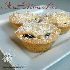 Fruit Mince Pies - Thermomix Recipe - Cooking in the Chaos