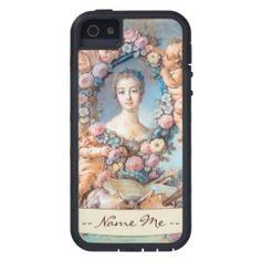 Madame de Pompadour François Boucher rococo lady iPhone 5/5S Cover #madame #pompadour #pastel #portrait #boucher #Paris #France #classic #art #custom #gift #lady #woman #girl