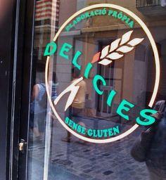 Panaderia sin gluten en el centro de Vic (Osona)