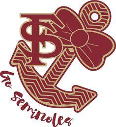 FSU, Florida State, Florida State University Seminoles, Decal, Yeti Decal, Car…