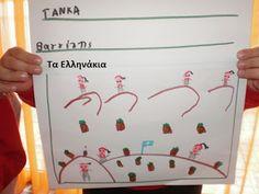 5ο Νηπιαγωγείο Τρίπολης: Τα Ελληνάκια Blog, Blogging