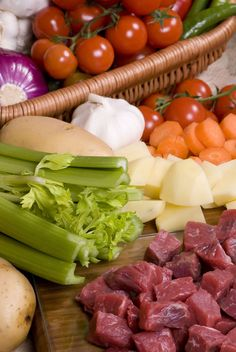 When contemplating How To Cook Venison, grab these ingredients on a frosty evening for a cozy, warm Venison Stew Recipe