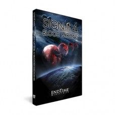 Sign of the 4 Blood Moons DVD