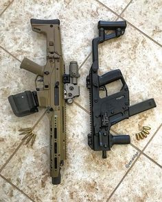 // SBR's have gotta be my favourite firearms. what's your favourite SBR? - Semi auto firearms are once again under assault by… Tactical Rifles, Firearms, Shotguns, Military Weapons, Weapons Guns, Cool Nerf Guns, Steampunk Weapons, Submachine Gun, Shooting Guns