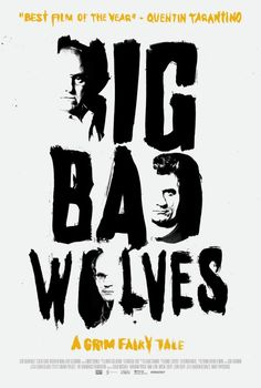 Big Bad Wolves Movie Poster Films Recents Wolf Poster Graphic Design Posters Graphic