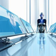 Yes, You Will Obey Your Future Robot Boss : DNews