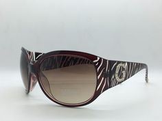 Guess GU 7250 BRYNCY 34 62 -17-125 tiger Brown-redish  style sunglasses