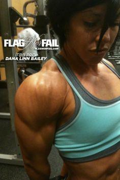 DLB Dana Linn Bailey Flag nor Fail