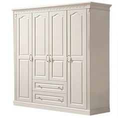 Bathroom Linen Closet, Bedroom Closet Design, Bedroom Wardrobe, Bathroom Wall Decor, Home Bedroom, Wooden Wardrobe, Built In Wardrobe, Waredrobe Design, Villa Interior