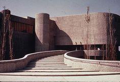 Endo Pharmaceutical Laboratories, Garden City New York (!964) | Paul Rudolph