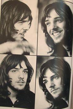 Peter Frampton back in his Humble Pie days, c. 1971 (C) Humble Pie Fan Club Steve Marriott, Steve Winwood, Peter Frampton, Humble Pie, Peter Gabriel, Most Handsome Men, Lets Do It, Best Rock, Led Zeppelin