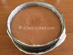 pan di spagna al cacao alto e morbido