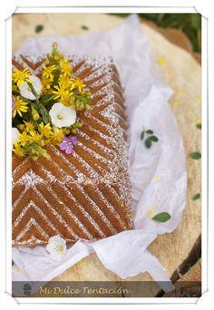 Bundt cake de chocolate con thermomix