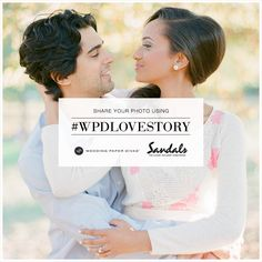 Pack your bags for paradise. Share a photo of you and your Valentine using #WPDLoveStory for a chance to win a @Sandalsresorts Luxury Included® Honeymoon to the all new Sandals Barbados and $1000 to Wedding Paper Divas. #sweepstakes