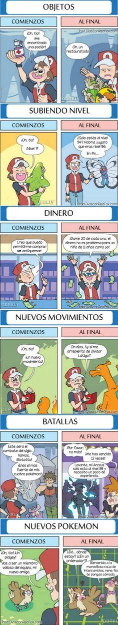 Hay una gran diferencia entre el inicio de las partidas Pokémon y el final        Gracias a http://www.cuantocabron.com/   Si quieres leer la noticia completa visita: http://www.estoy-aburrido.com/hay-una-gran-diferencia-entre-el-inicio-de-las-partidas-pokemon-y-el-final/