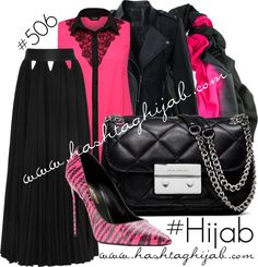 Hashtag Hijab Outfit #506