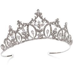 Swarovski Crystal Imperial Beauty Tiara