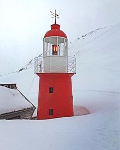 World's highest lighthouse| 2046 m.a.s.l. | Graubünden | Switzerland
