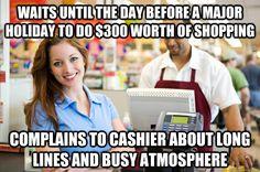 Retail. Hmmm...