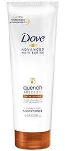 Dove Quench Absolute Conditioner, Ultra Nourishing, 8.45 Oz. (Pack of 2) Dove http://www.amazon.com/dp/B00TSZT126/ref=cm_sw_r_pi_dp_qLj8ub0VMFSBY