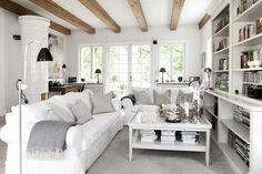 Salon styl Prowansalski - zdjęcie od Casa Bianca - Salon - Styl Prowansalski - Casa Bianca