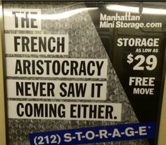 """""""The French Aristocracy Never Saw it Coming Either"""": Though income inequality continues to worsen, the wealthy and major corporations have stashed trillions of ill-gotten gains overseas safely away from the hands of both marauding members of the proletariat, but also for the clutches of the IRS. The biggest American corporations are reporting record profits, but the companies are not investing their windfalls in business expansion, which would mean jobs."""