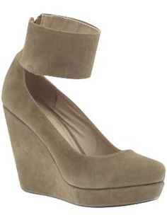 I want/need/will die if I don't get a winter wedge!