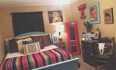 Pp guest room punchy в 2019 г. bedroom decor, home decor bed Dream Bedroom, Home Decor Bedroom, Gypsy Bedroom, Bedroom Ideas, Pink Bed Sheets, Cowgirl Bedroom, Western Rooms, Big Girl Rooms, New Room