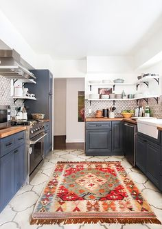 S&D 6+Astounding+Kitchen+Before+and+Afters+via+@MyDomaine. After - example…