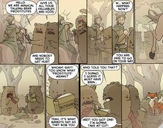 Oglaf by... Trudy and Doug? | It's a funny, raunchy sex comic. NSFW, and not safe to read while drinking anything around your computer, either.