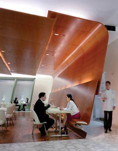 DILLER SCOFIDIO + RENFRO — Brasserie
