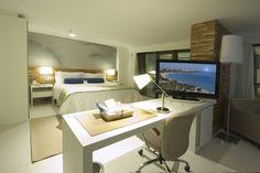 Suite at the Radisson Hotel Maceio