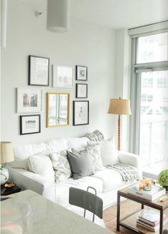 decorology: A fresh, light and airy house tour that totally has me craving spring!