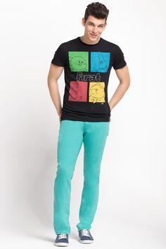 Fırat-Baattin T-shirt Geliyorum Bodrum :)