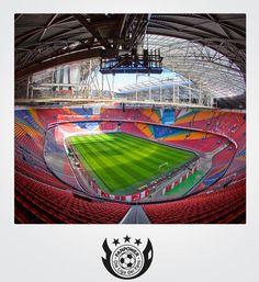 Amsterdam Arena | Amsterdam | Club: Ajax Amsterdam | Zuschauer: 52.960