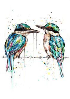 Pondering Kingfishers