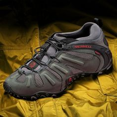 Lightweight, Waterproof Merrell Marauder X-Treme  -  Hike, Climb (or Just Walk!) With More Tenacious Traction, Stable Support, and All Day Comfort!
