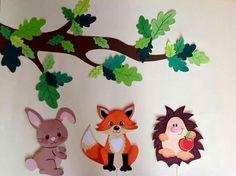 Autumn Crafts, Autumn Art, Nursery Banner, Fruit Crafts, Diy And Crafts, Arts And Crafts, School Murals, Autumn Activities, Animal Crafts