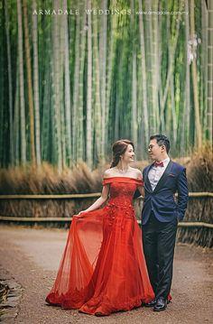 Japan Prewedding, Kyoto Wedding Photos