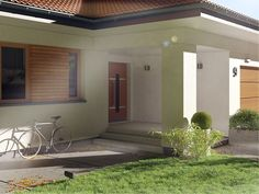 Home Fashion, Home Projects, Php, House Plans, Garage Doors, Sweet Home, Exterior, Patio, Mirror