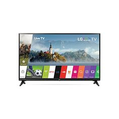 Rent to own a 75 inch LG Smart TV. This LG smart TV brings your entertainment to life like never before. Smart Tv, Tv 32 Pouces, Wi Fi, Moto Suzuki, Tv Led, Tv Samsung, Lg Tvs, Lg Electronics, Internet Tv